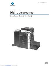 konica minolta bizhub 501 manuals rh manualslib com manual tecnico konica minolta bizhub 501 konica minolta bizhub 501 service manual pdf