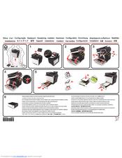 Lexmark CX310 series Setup Sheet