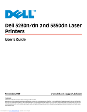 Dell 5230 User Manual