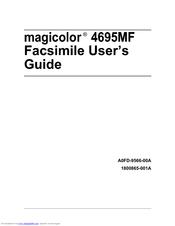 konica minolta magicolor 4695mf manuals rh manualslib com Konica Minolta Magicolor 1600W Toner Konica Minolta Magicolor 7450 Toner