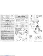 Frigidaire FGHB2844LF Wiring Diagram
