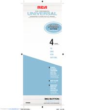 rca rcr450 universal remote control manuals rh manualslib com