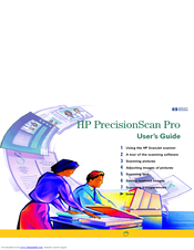 HP 6300C - ScanJet - Flatbed Scanner User Manual