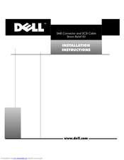 Dell POWEREDGE 4300 Installation Instructions Manual