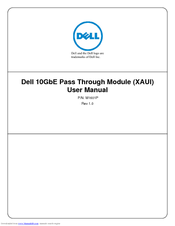 Dell M1601P User Manual