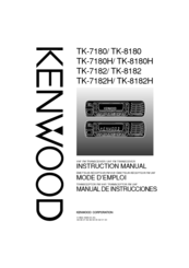 kenwood tk 7180 manuals rh manualslib com Kenwood Tk 8180 Sale Kenwood Tk 2180 Radio