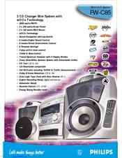 Philips FWC85C/37