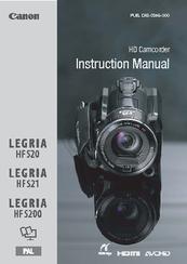 canon legria hf s20 manuals rh manualslib com canon vixia hf s200 manual canon legria hf s20 software download