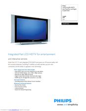 PHILIPS 37HF7543/37 LCD TV TREIBER WINDOWS 10