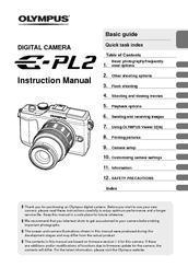 olympus e pl2 manuals rh manualslib com olympus epl2 manual pdf