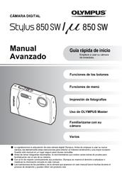 olympus stylus 850 sw manuals rh manualslib com Olympus Stylus 35Mm Olympus Stylus TG-630