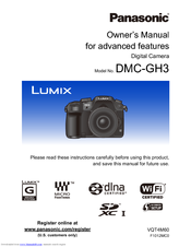 panasonic lumix dmc gh3 manuals rh manualslib com panasonic lumix gh3 user manual panasonic lumix dmc-gh3 manual
