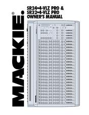 mackie sr24 4 vlz pro owner s manual pdf download rh manualslib com mackie thump 15 owners manual mackie 802vlz4 owner's manual