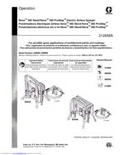 graco ultimate nova 395 user manual