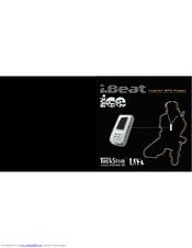 TrekStor i.Beat cebrax FM 1GB User Manual