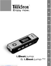 TrekStor i.Beat cebrax FM 1GB Quick Start Manual