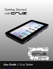 velocity cruz t103 manuals rh manualslib com Cruz Reader Charger Cruz Reader User Guide