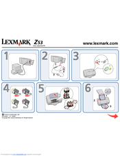 LEXMARK Printer Z53 Color Jetprinter 64 BIT Driver
