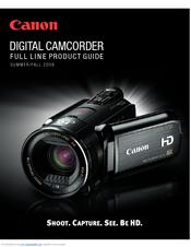 canon vixia hf20 manuals rh manualslib com Canon Vx1a Canon Vixia HF100