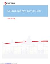 Kyocera TASKalfa 3501i Operation Manual