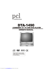Haier DTA-1490 Owner's Manual