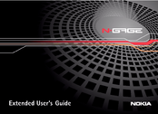 Nokia N-GAGE QD Extended User Manual