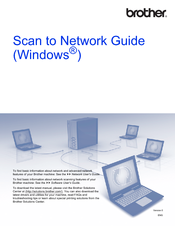 Brother DCP-8150DN Network Manual