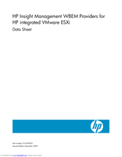 HP ProLiant DL585 Datasheet