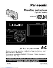 panasonic lumix dmc tz2 manuals rh manualslib com