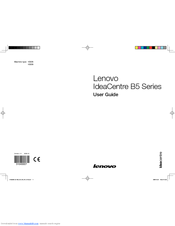 Lenovo IdeaCentre B505 User Manual