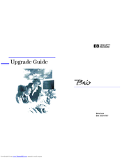 HP Brio 82xx Upgrade Manual
