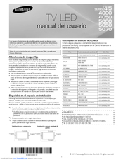 Download free pdf for samsung un32eh5000 plasma tv manual.