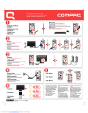 compaq presario cq5000 desktop pc manuals rh manualslib com compaq presario manual free download compaq presario manual free