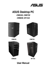 ASUS CM6630,CM6730,CM6830 DRIVERS FOR WINDOWS DOWNLOAD