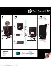 hp touchsmart 310 1000 desktop pc manuals rh manualslib com HP TouchSmart Notebook HP TouchSmart All in One