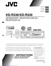 Jvc Kd R330 Wiring Diagram from data2.manualslib.com