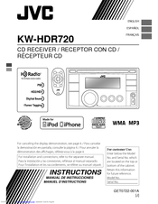 437806_kwhdr720_instructions_product jvc kw hdr720 manuals  at soozxer.org