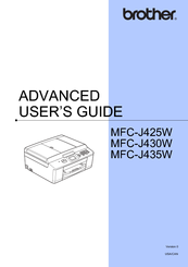 brother mfc j430w manuals rh manualslib com Microsoft MFC brother mfc-j430w software user's guide