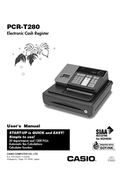 casio cash register pcr t280 manual