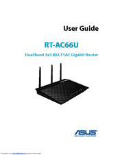 Asus RT-N18U User Manual