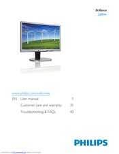 Philips 220BL2CB/27 Monitor 64Bit