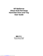 HP D7171A - NetServer - LPr User Manual