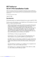 HP D7171A - NetServer - LPr Introduction Manual