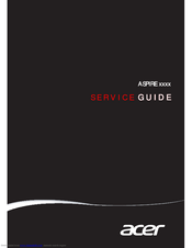 Acer Aspire E1-531 Service Manual