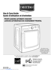 maytag mhw6000aw manuals rh manualslib com maytag washer manuals repair maytag washer manuals online