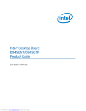 intel d945gnt manuals rh manualslib com D945GNT Processor Intel D945GNT Drivers