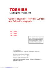 Toshiba 40L5200LP User Manual