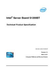 Intel S1200btl Инструкция - фото 10
