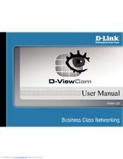 D-Link DCS-100 User Manual