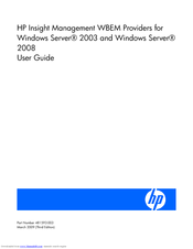 HP DL360 - ProLiant - Photon User Manual